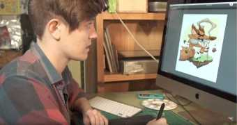 Create More: Working in Adobe Photoshop - Creating an Animated GIF With Brooke A. Allen