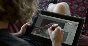 Cintiq Companion Kullanarak Oyun Karakteri Çizimi